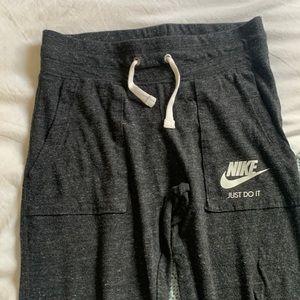 Nike tracksuit pants.